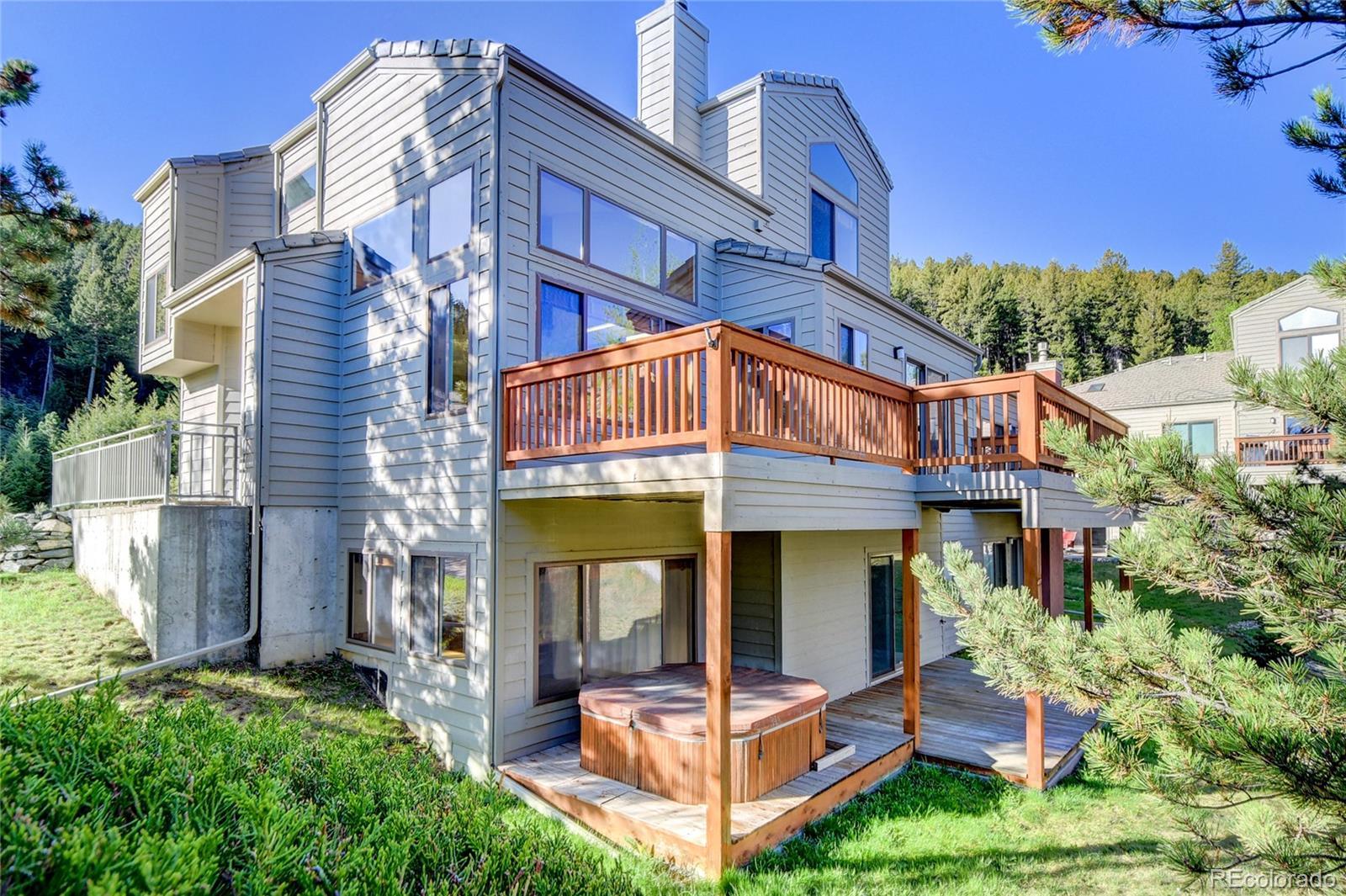 MLS# 2971781 - 1 - 784 Chimney Creek Drive #B, Golden, CO 80401