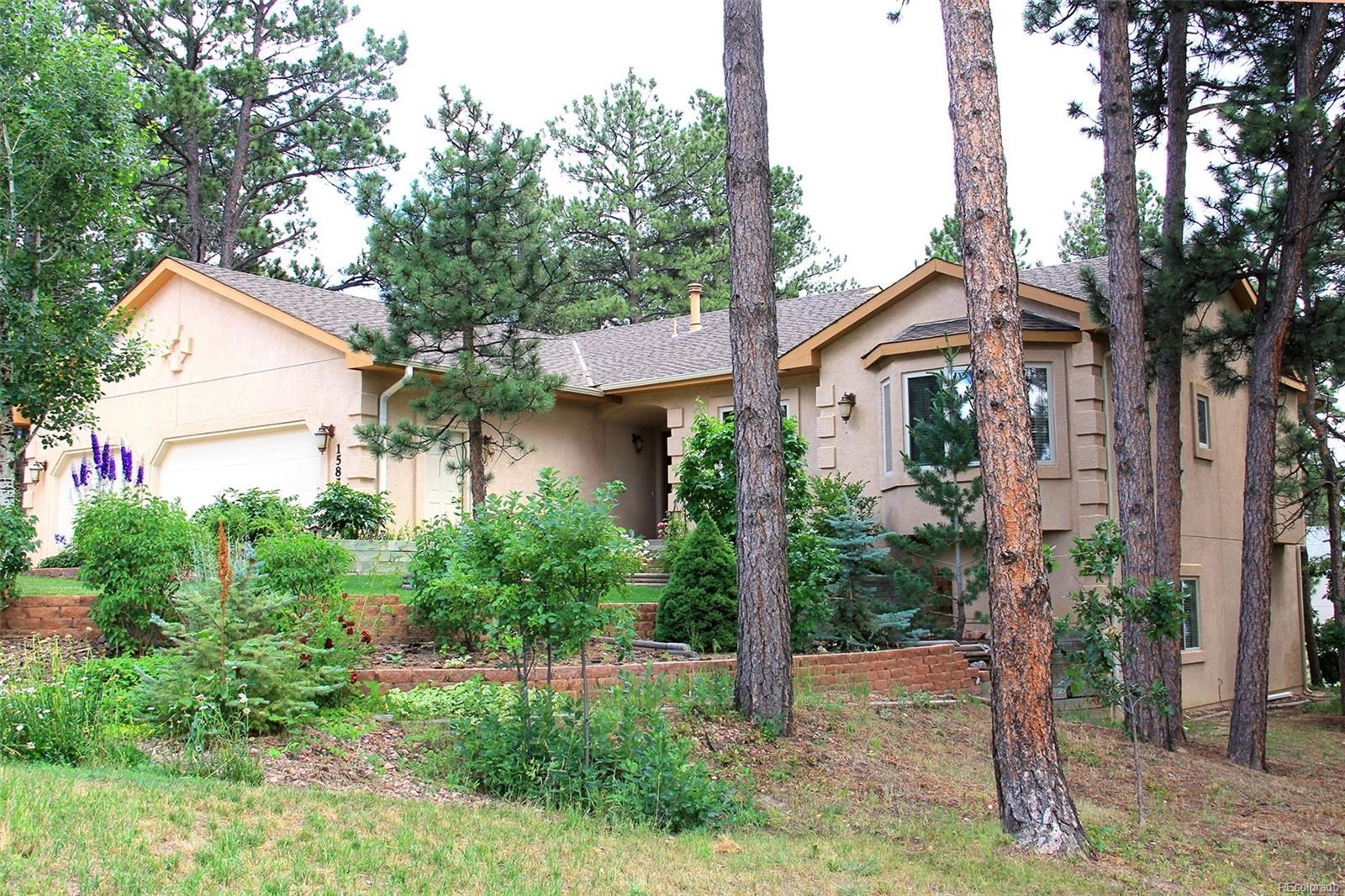 MLS# 3001328 - 1 - 1585 Capadaro Court, Monument, CO 80132