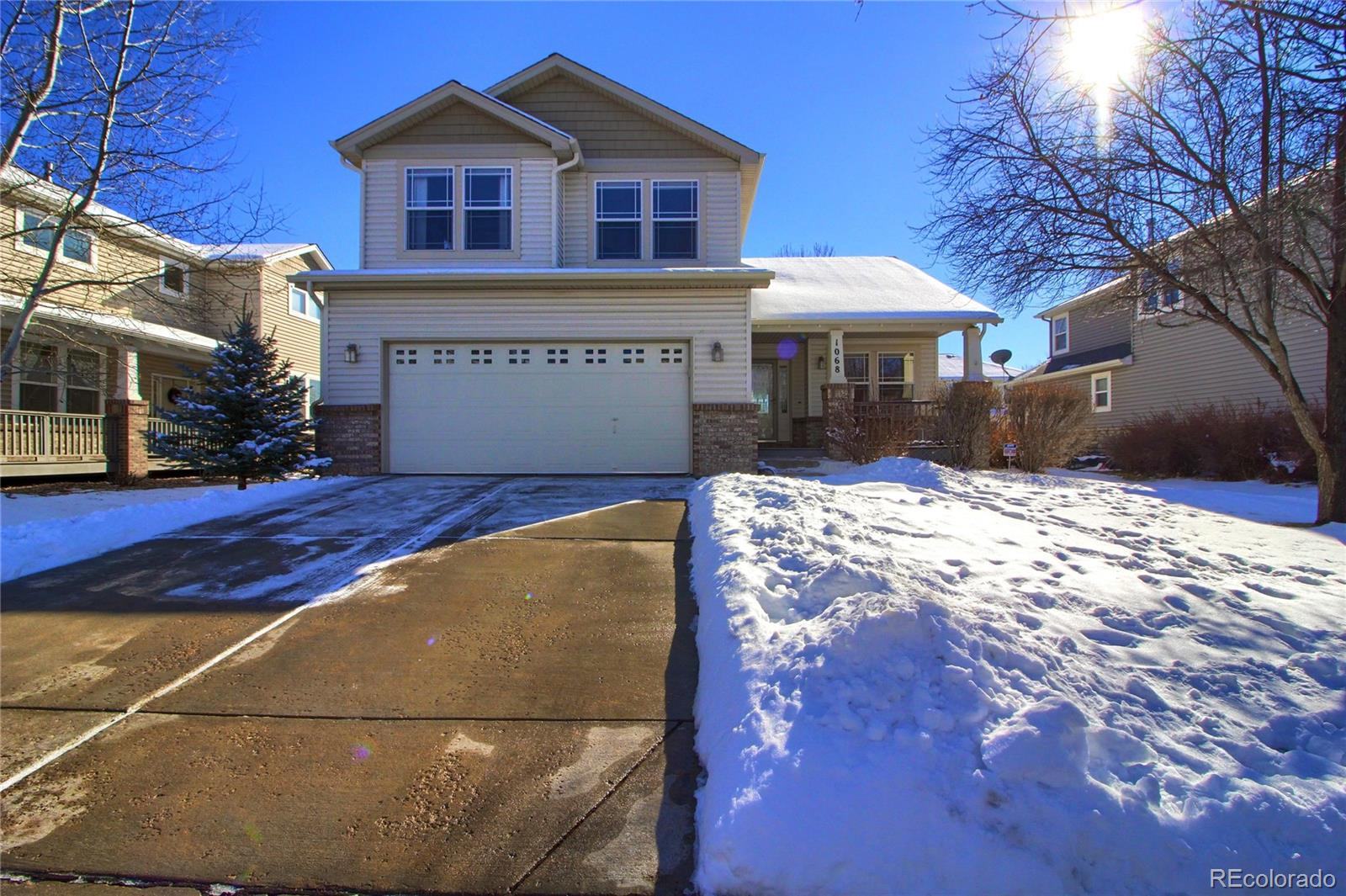 MLS# 3161208 - 1 - 1068 W 135th Court, Westminster, CO 80234