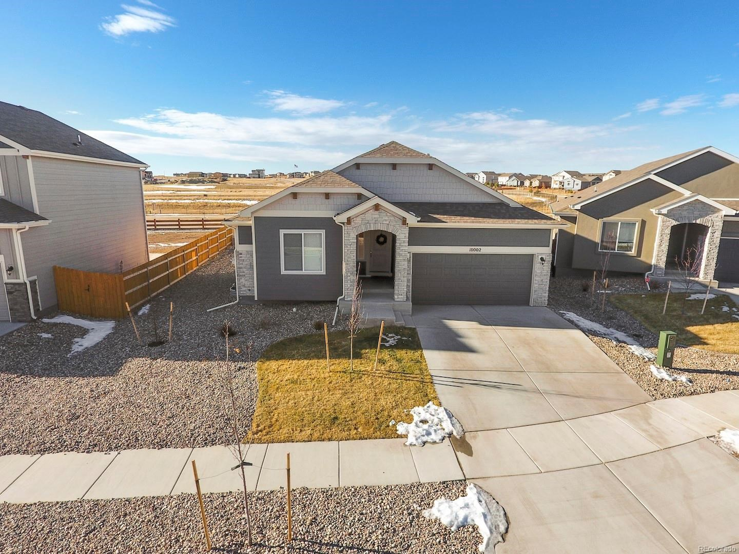 MLS# 3199219 - 1 - 10002 Emerald Vista Drive, Peyton, CO 80831