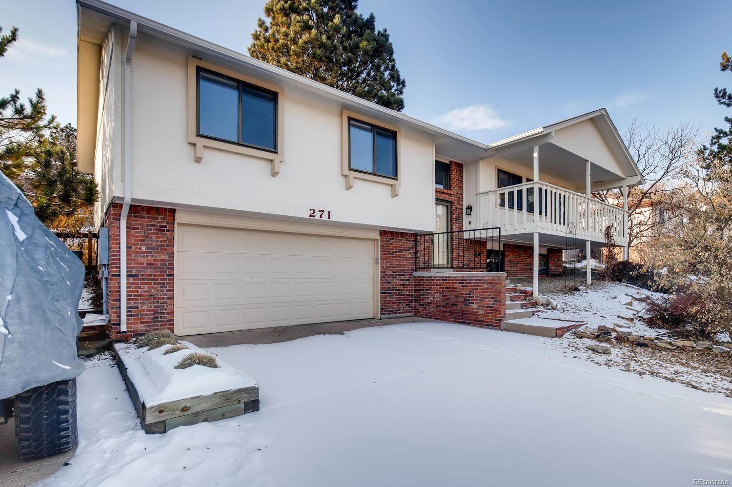 MLS# 3207650 - 1 - 271 Dawson Drive, Castle Rock, CO 80104