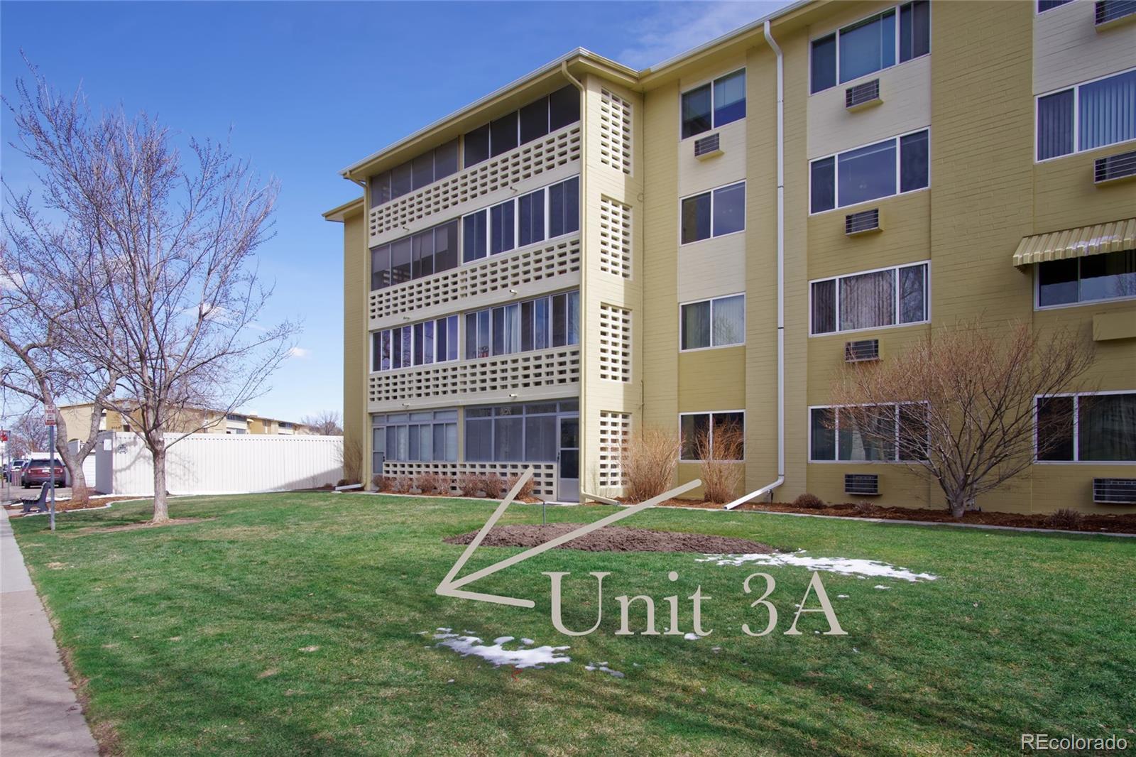 MLS# 3287239 - 1 - 610 S Alton Way #3A, Denver, CO 80247