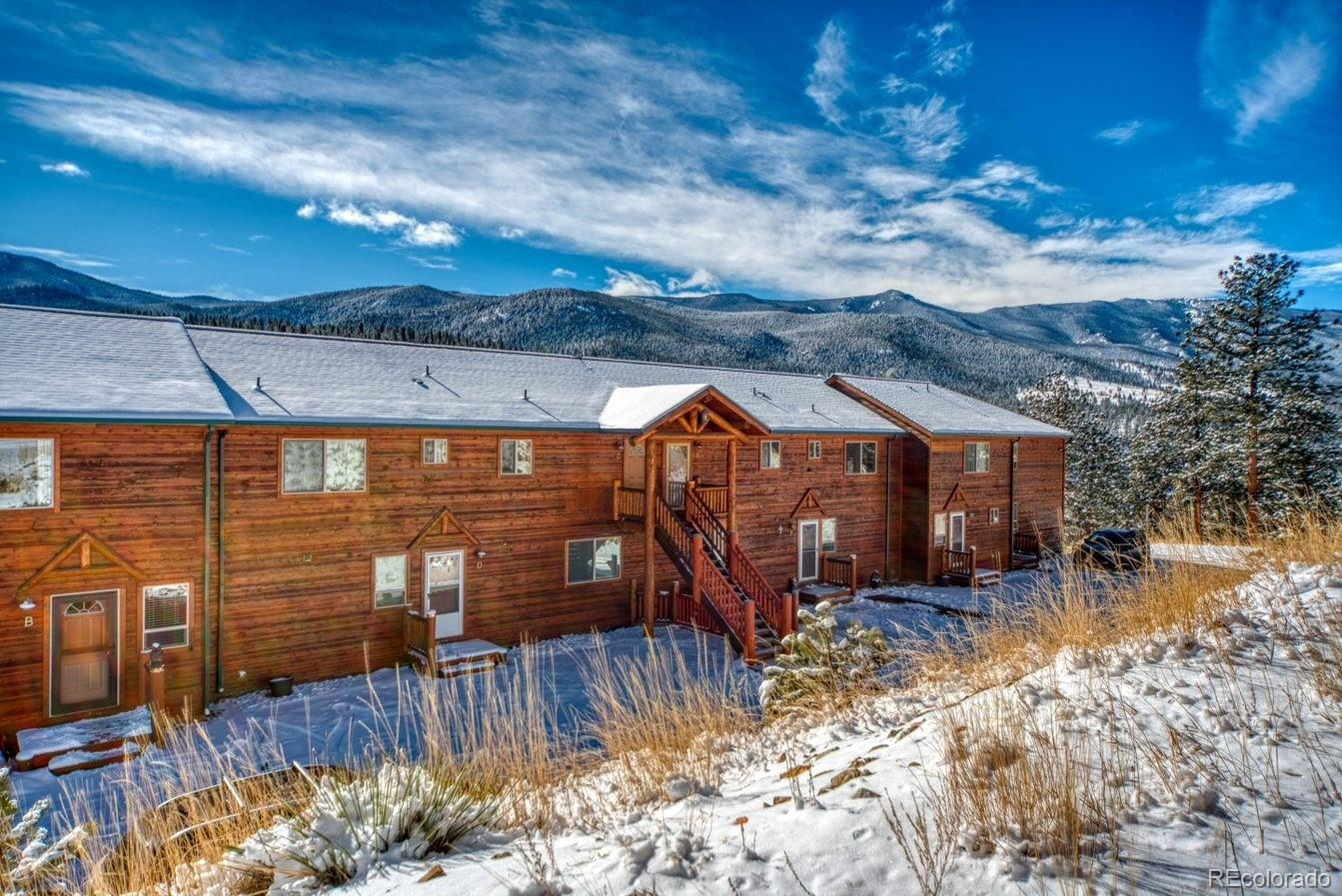 MLS# 3458595 - 1 - 303 Virginia Road #D, Bailey, CO 80421