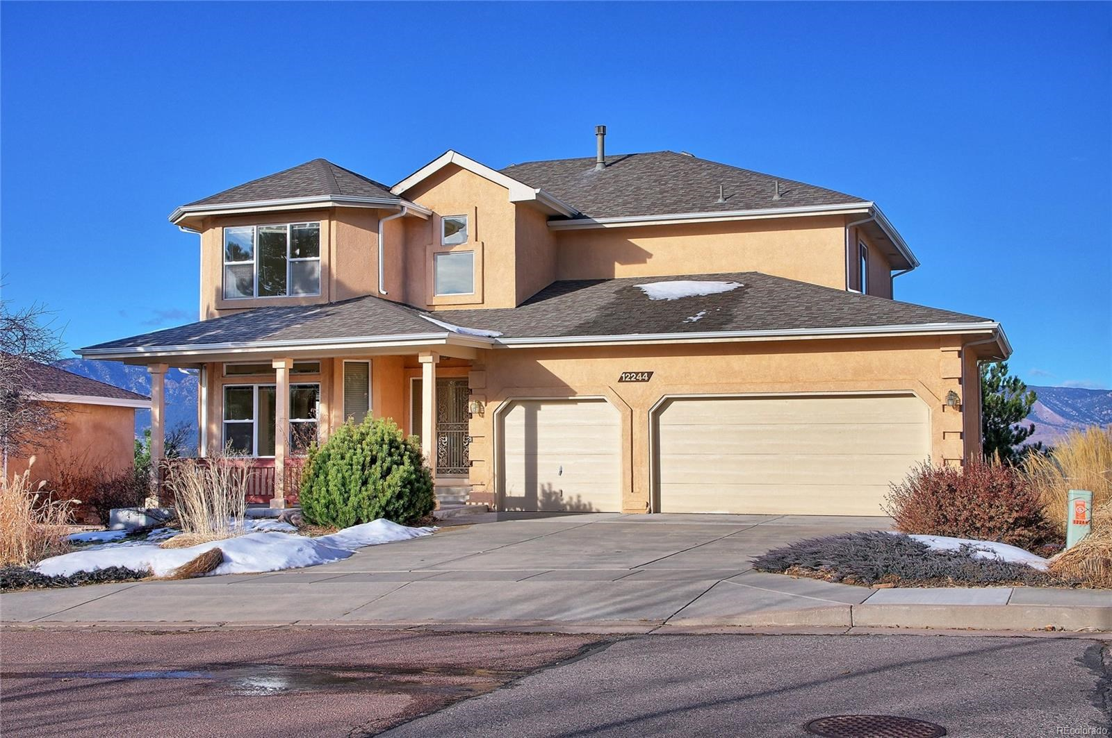 MLS# 3529111 - 1 - 12244 Stanley Canyon Road, Colorado Springs, CO 80921