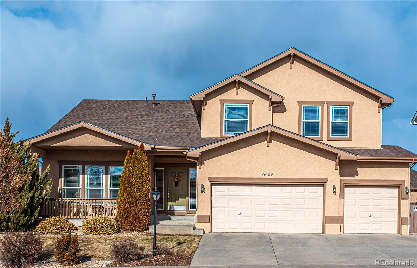 MLS# 3600079 - 1 - 9962 Pinedale Drive, Colorado Springs, CO 80920