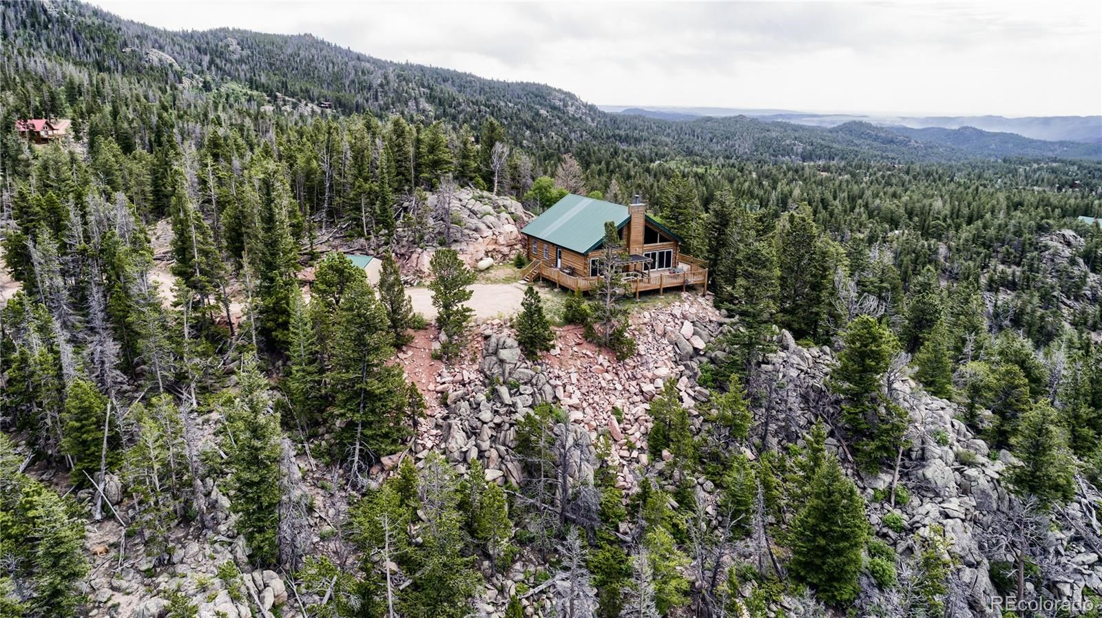 MLS# 3602520 - 1 - 107 Piegan Court, Red Feather Lakes, CO 80545