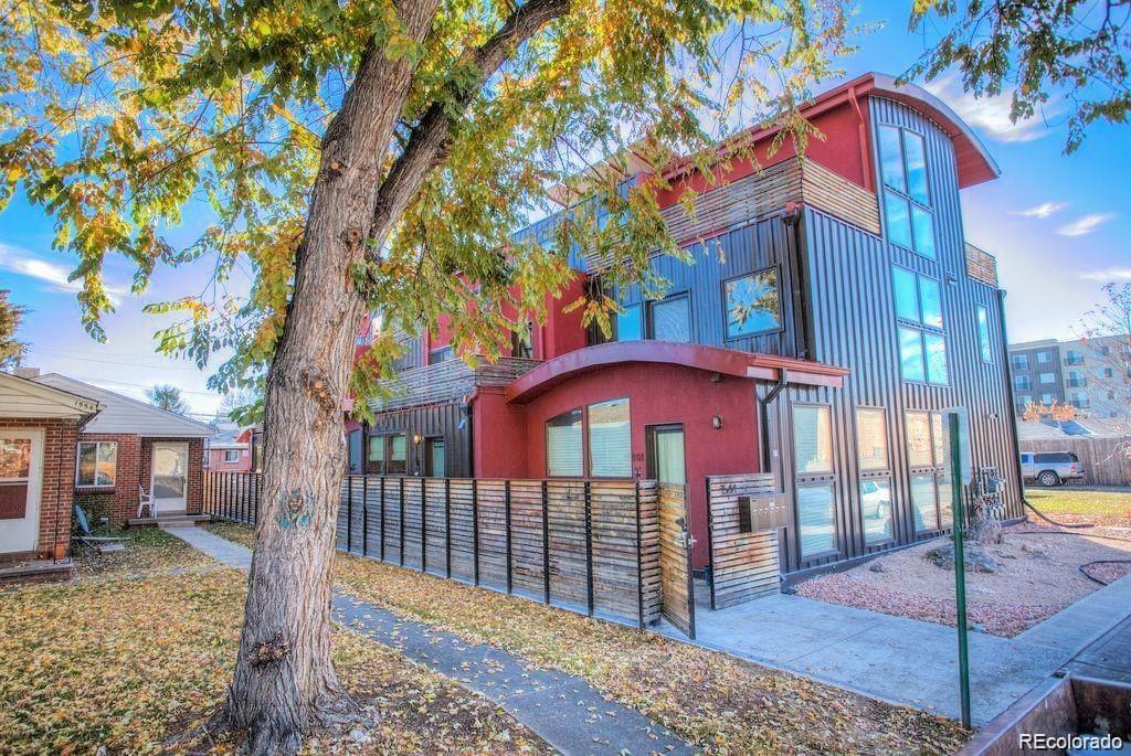 MLS# 3604320 - 1 - 1544 Zenobia Street #101, Denver, CO 80204