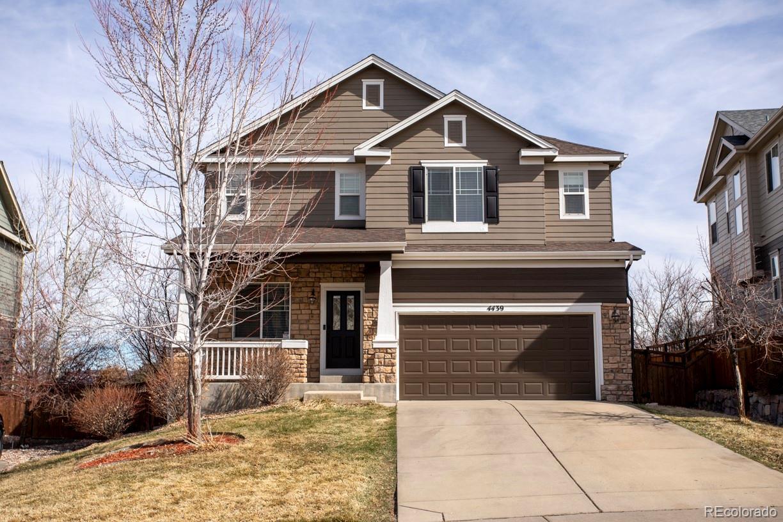 MLS# 3693631 - 1 - 4439 Prairie Rose Circle, Castle Rock, CO 80109