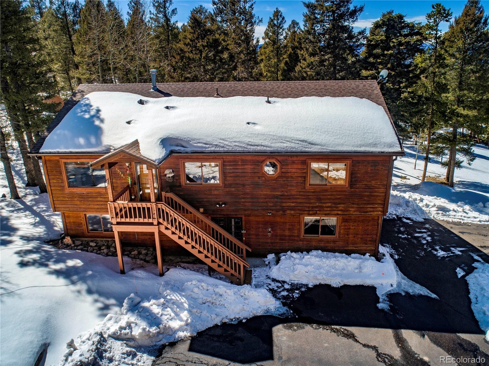 MLS# 3744542 - 1 - 13281 Callae Drive, Conifer, CO 80433