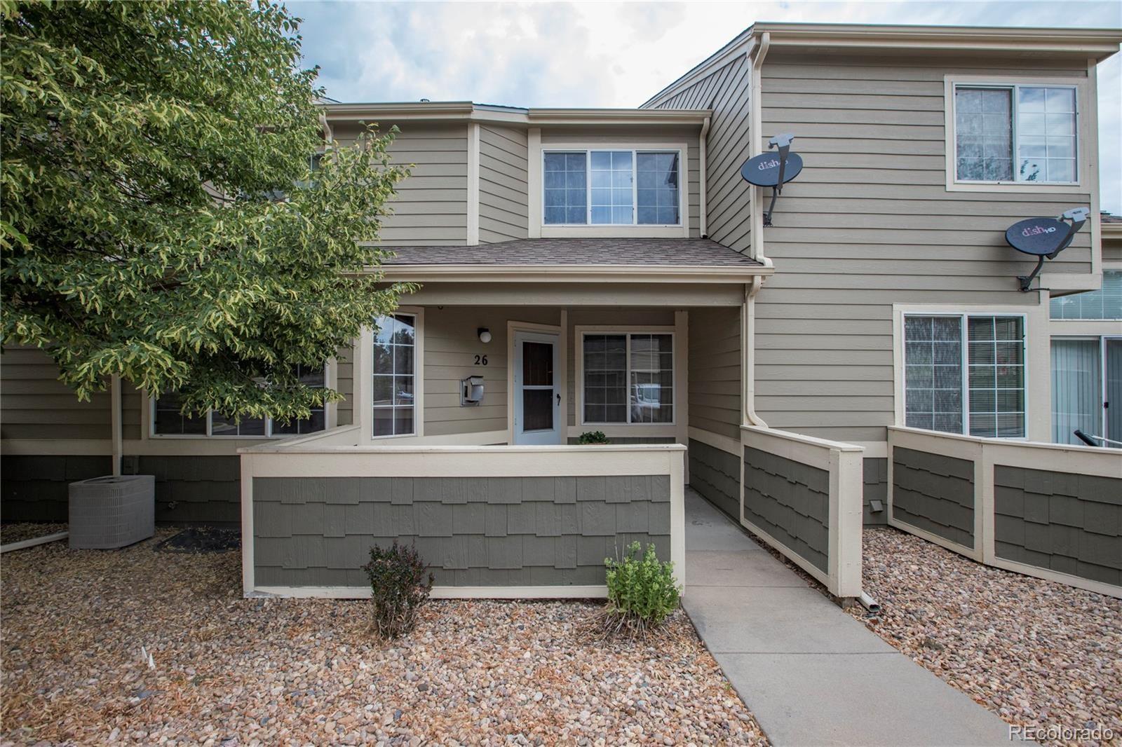 MLS# 3758449 - 1 - 6802 Antigua Drive #26, Fort Collins, CO 80525