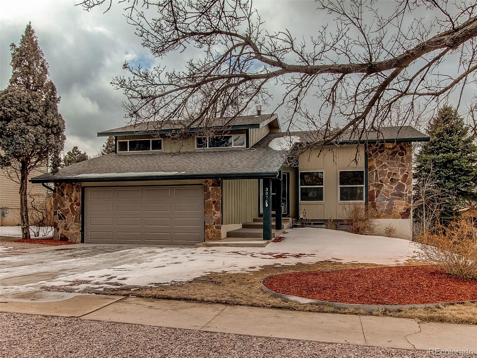MLS# 3897576 - 1 - 3076 Oro Blanco Drive, Colorado Springs, CO 80917