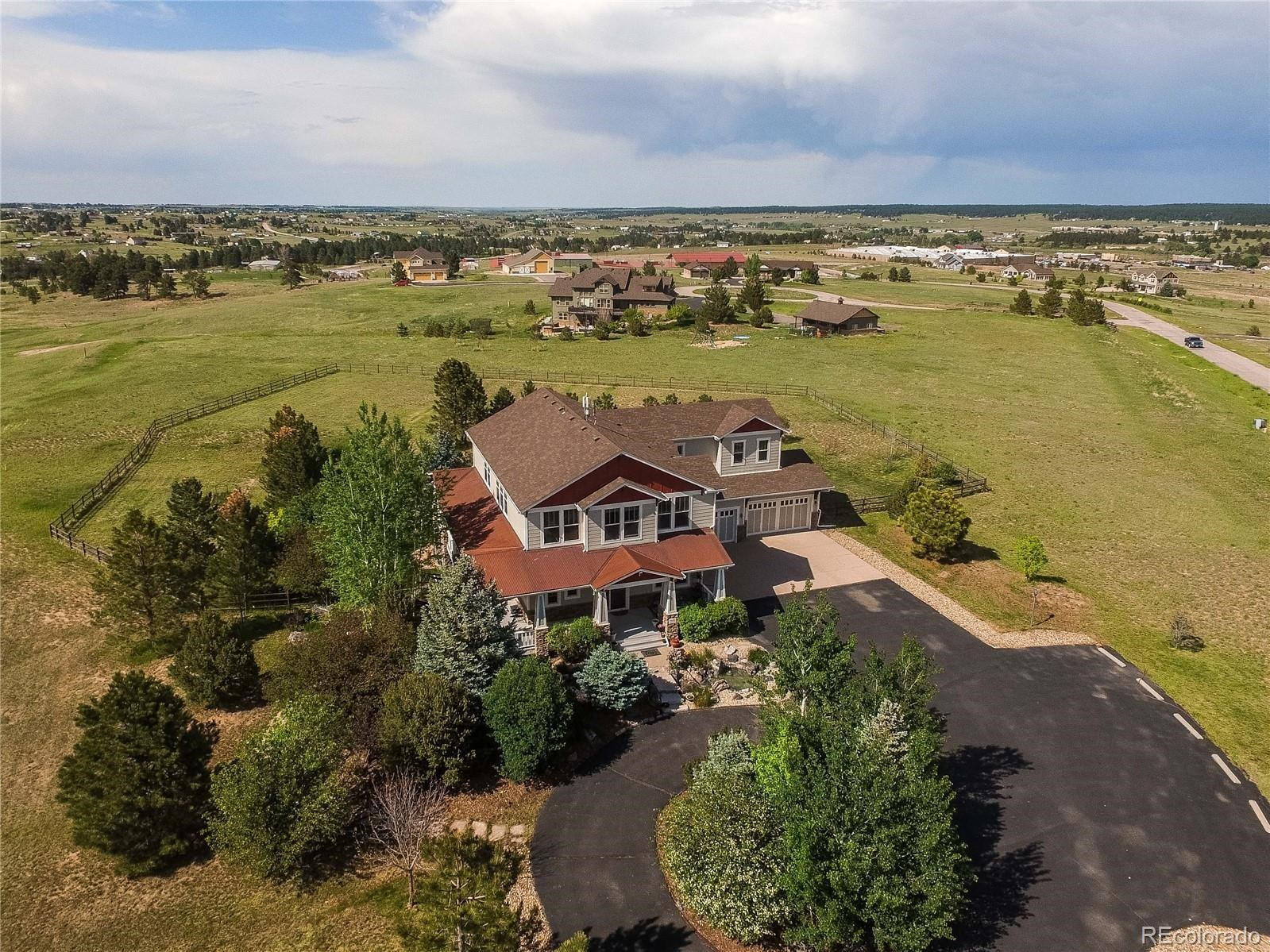 MLS# 4009651 - 1 - 33610 Tribute Circle, Elizabeth, CO 80107