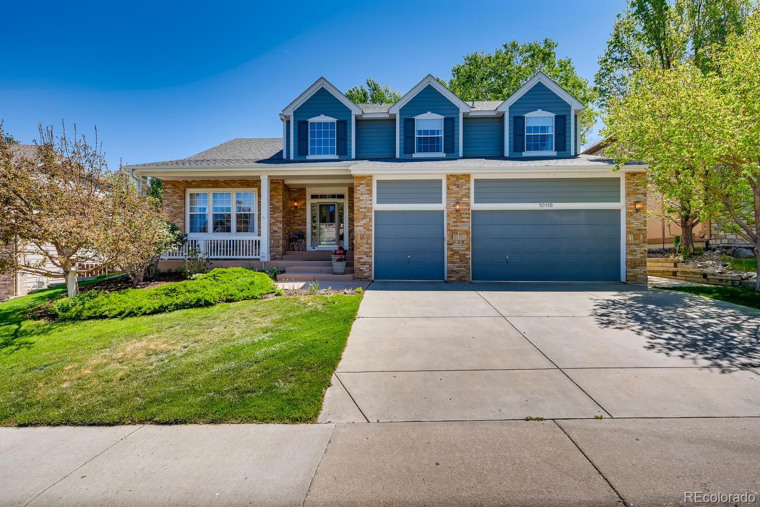 MLS# 4050127 - 1 - 10116 Mockingbird Lane, Highlands Ranch, CO 80129