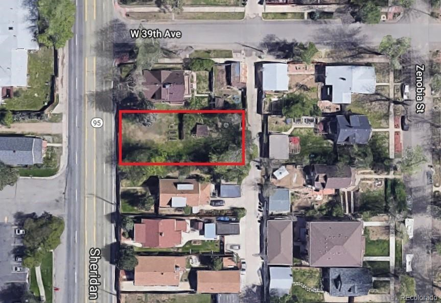 MLS# 4288328 - 1 - 3880  N Sheridan Boulevard, Denver, CO 80212