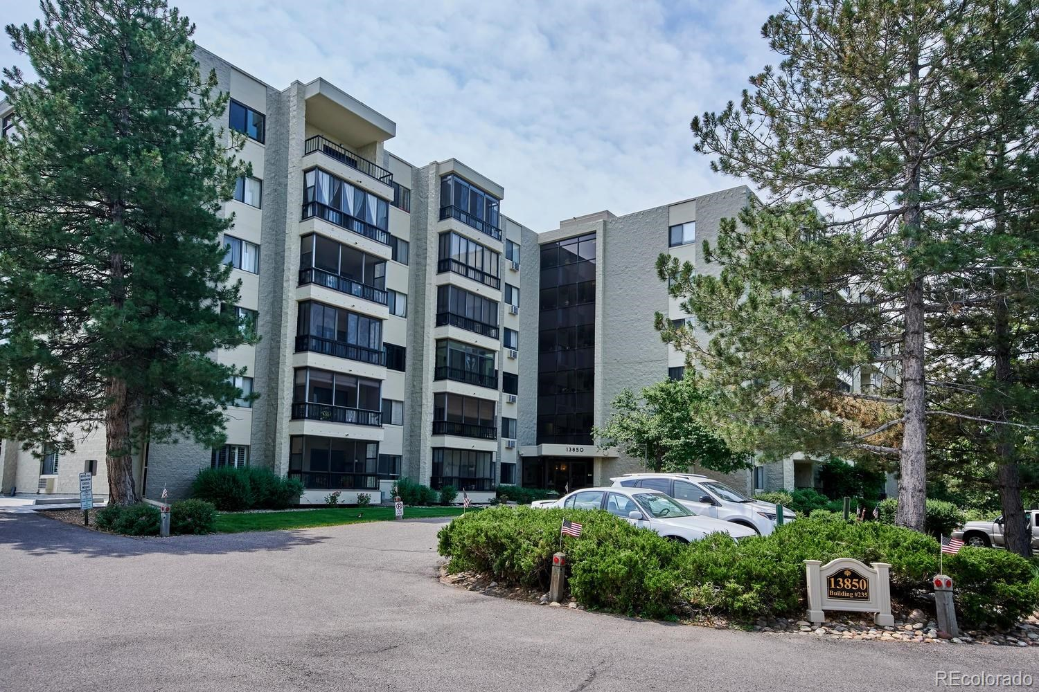 MLS# 4317500 - 1 - 13850 E Marina Drive #106, Aurora, CO 80014