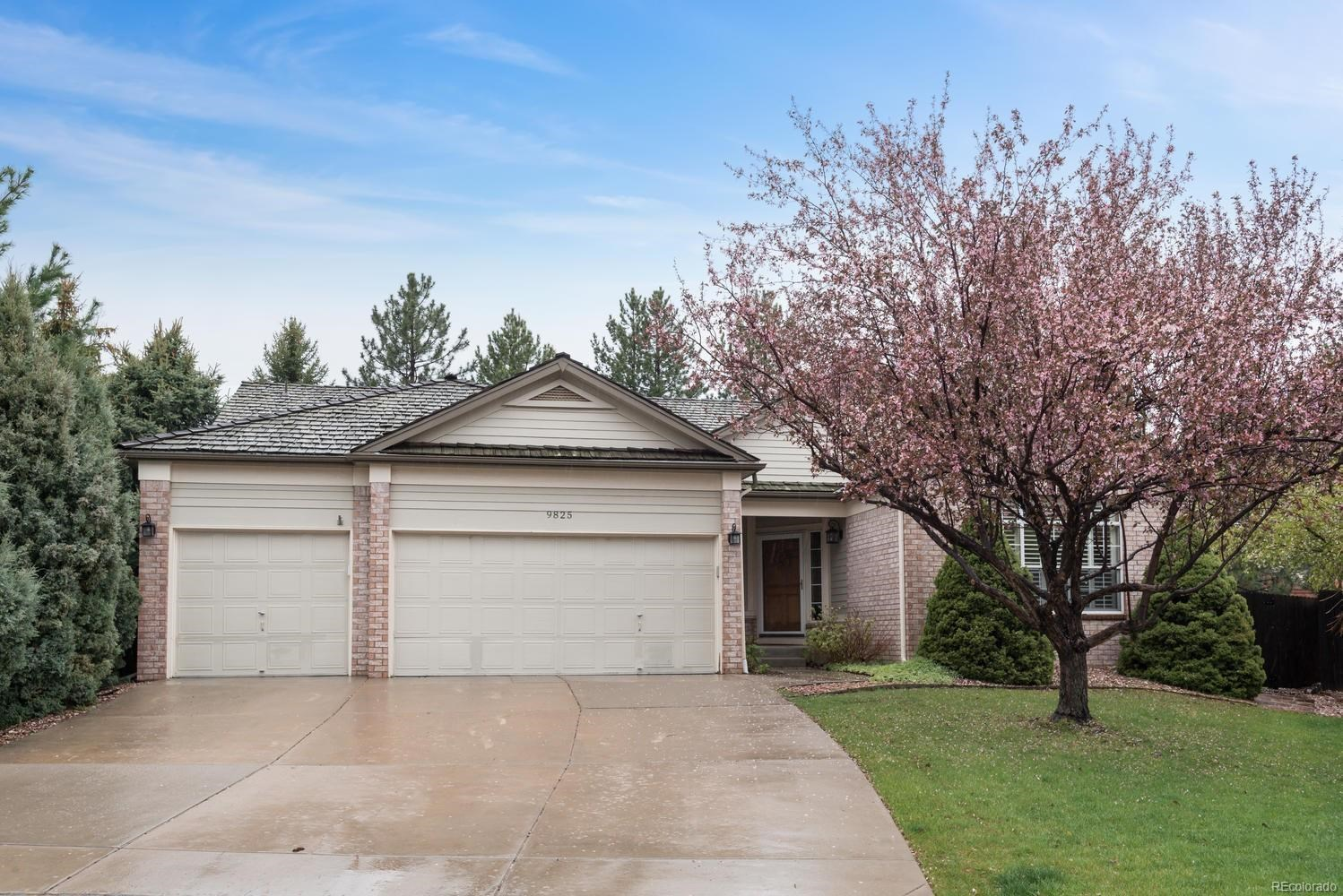 MLS# 4337995 - 1 - 9825 Cypress Point Circle, Lone Tree, CO 80124