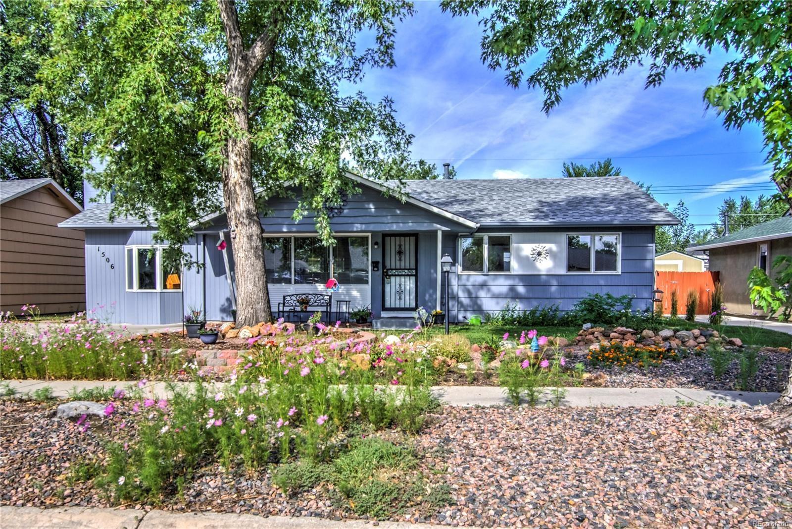 MLS# 4355129 - 1 - 1506 Querida Drive, Colorado Springs, CO 80909