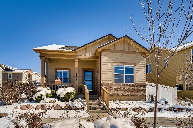 MLS# 4385319 - 1 - 2204 Saint Paul Drive, Colorado Springs, CO 80910