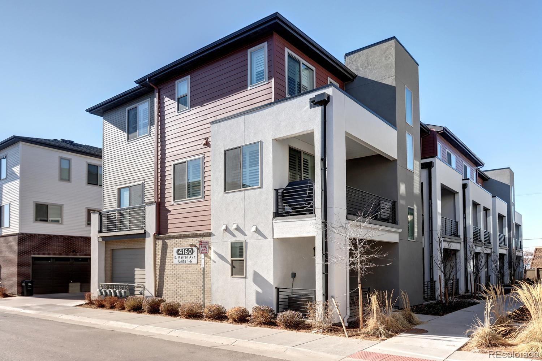 MLS# 4444736 - 1 - 4160 E Warren Avenue #6, Denver, CO 80222