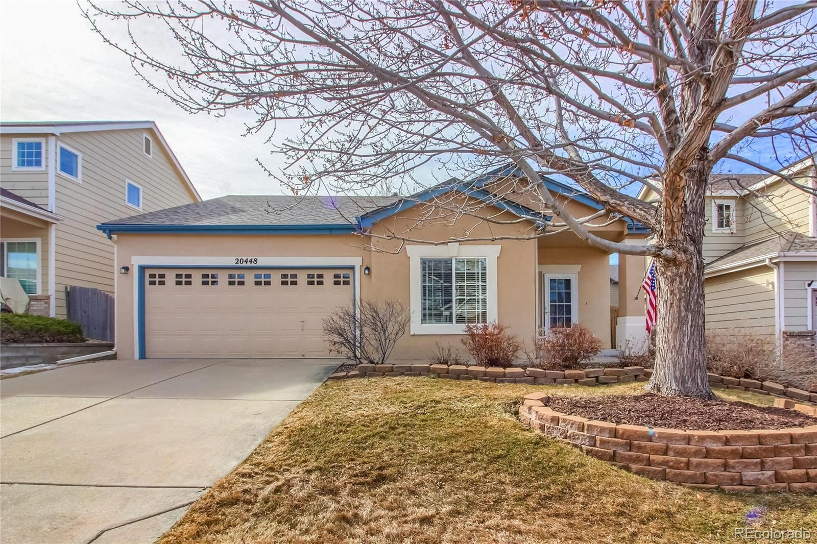 MLS# 4473839 - 1 - 20448 E Milan Place, Aurora, CO 80013