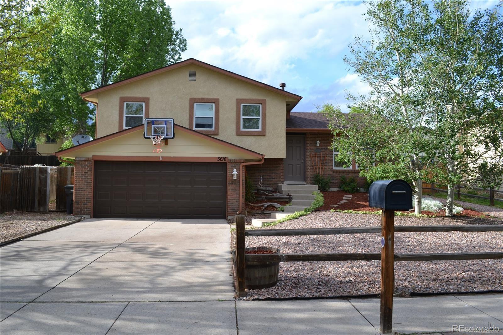MLS# 4486712 - 1 - 5616 Trout Creek Pass Drive, Colorado Springs, CO 80917