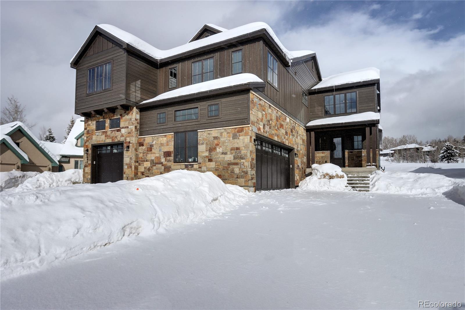 MLS# 4520884 - 1 - 1646 Cornice Court, Steamboat Springs, CO 80487