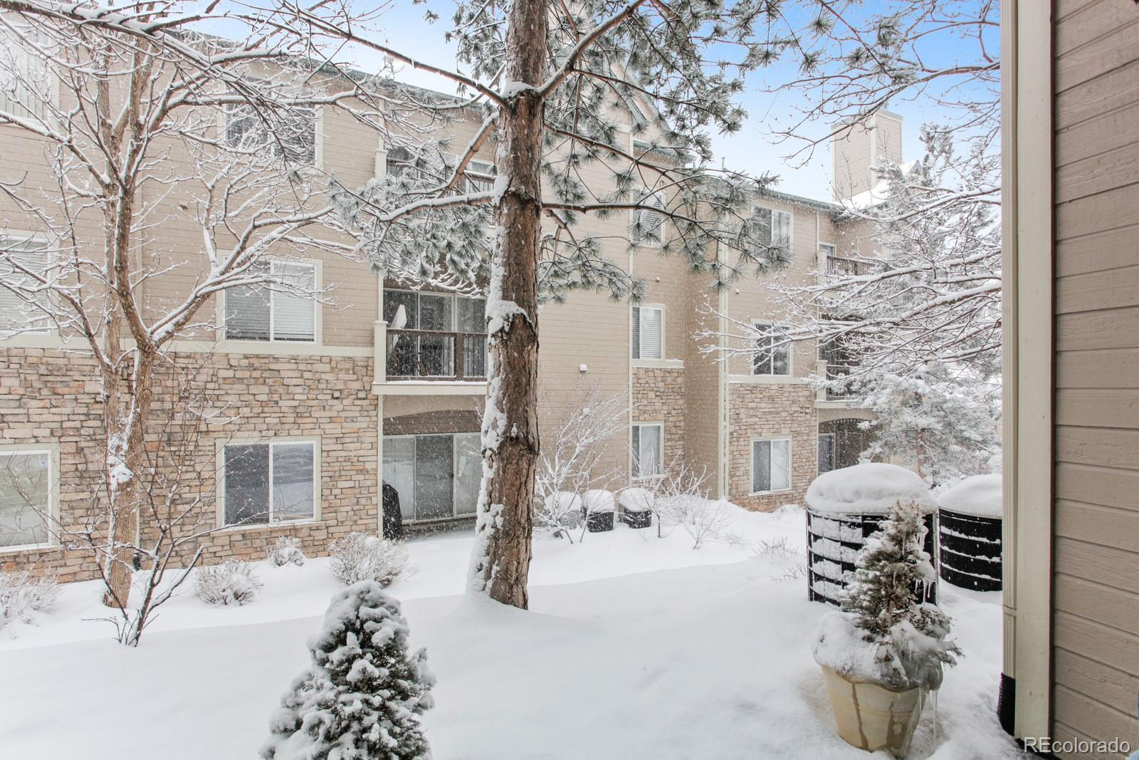 MLS# 4528949 - 1 - 7459 S Alkire Street #104, Littleton, CO 80127