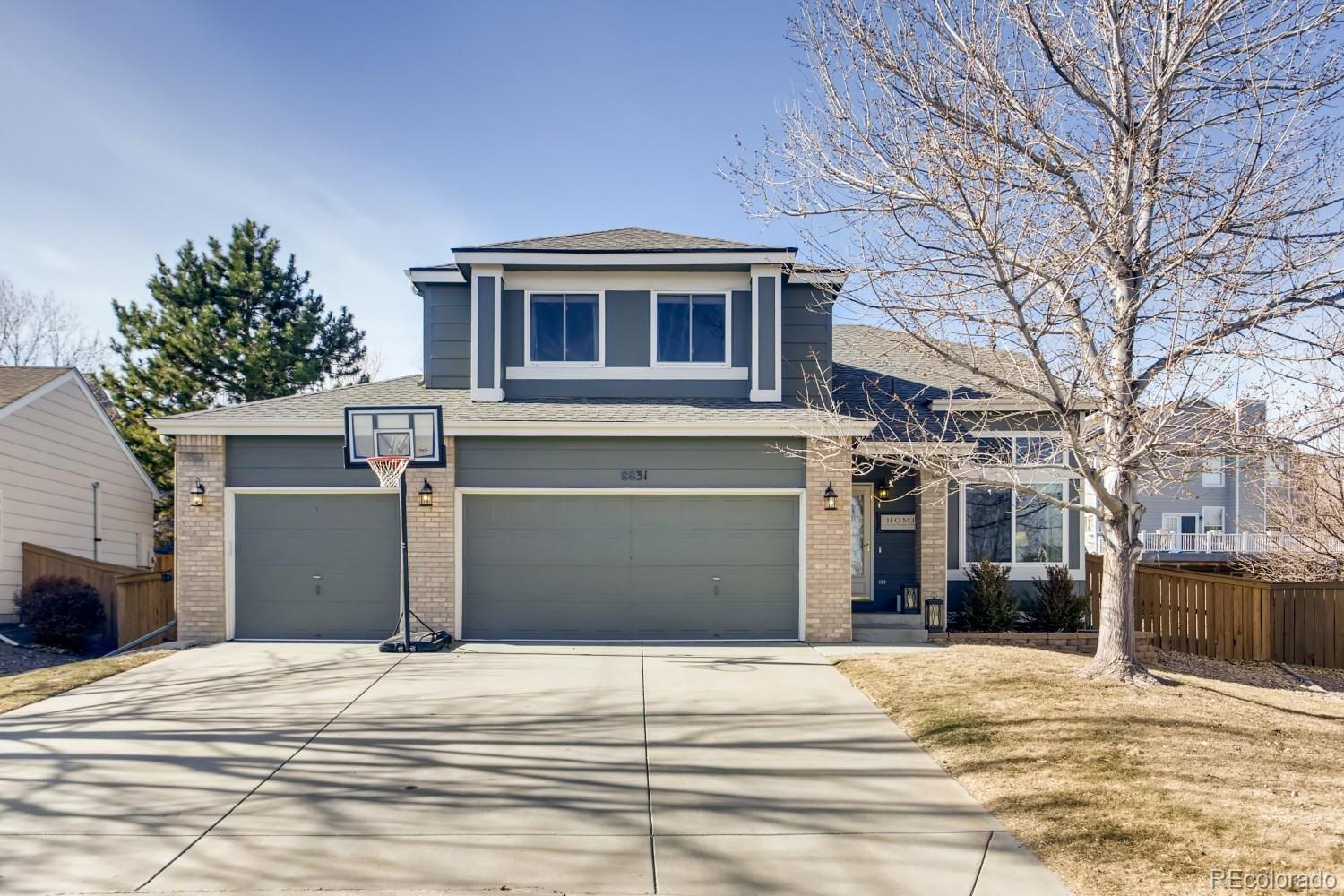 MLS# 4609575 - 1 - 8831 Miners Street, Highlands Ranch, CO 80126