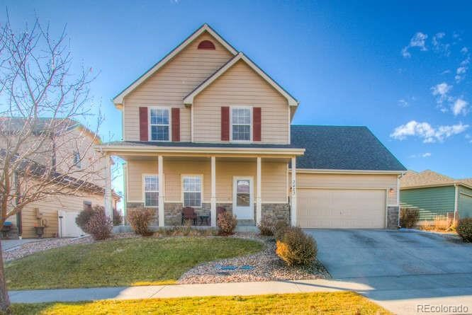 MLS# 4771871 - 1 - 3423 Riesling Court, Evans, CO 80634