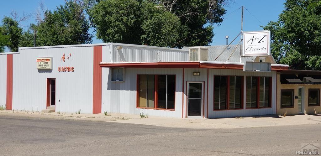 MLS# 4834128 - 1 - 401 E 3rd Street, La Junta, CO 81050