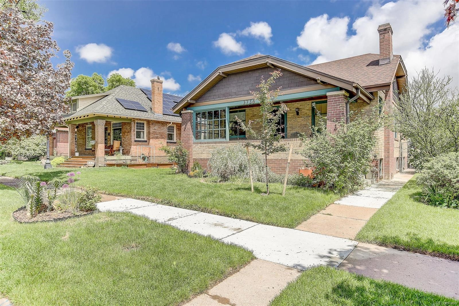 MLS# 4851484 - 1 - 3736  Meade Street, Denver, CO 80211