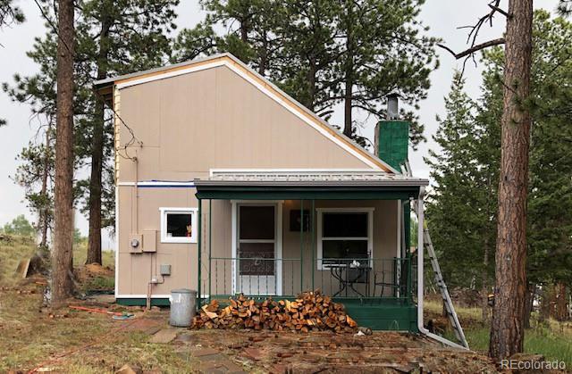MLS# 4857745 - 1 - 117 S Pine Drive, Bailey, CO 80421
