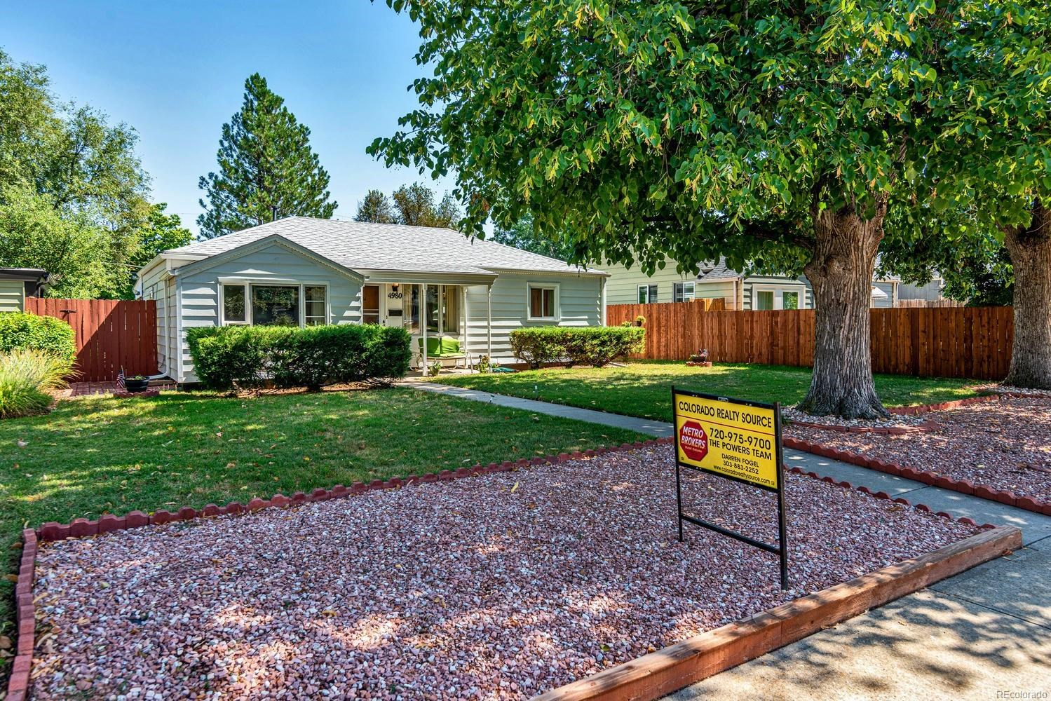 MLS# 4861585 - 1 - 4980 Clay Street, Denver, CO 80221