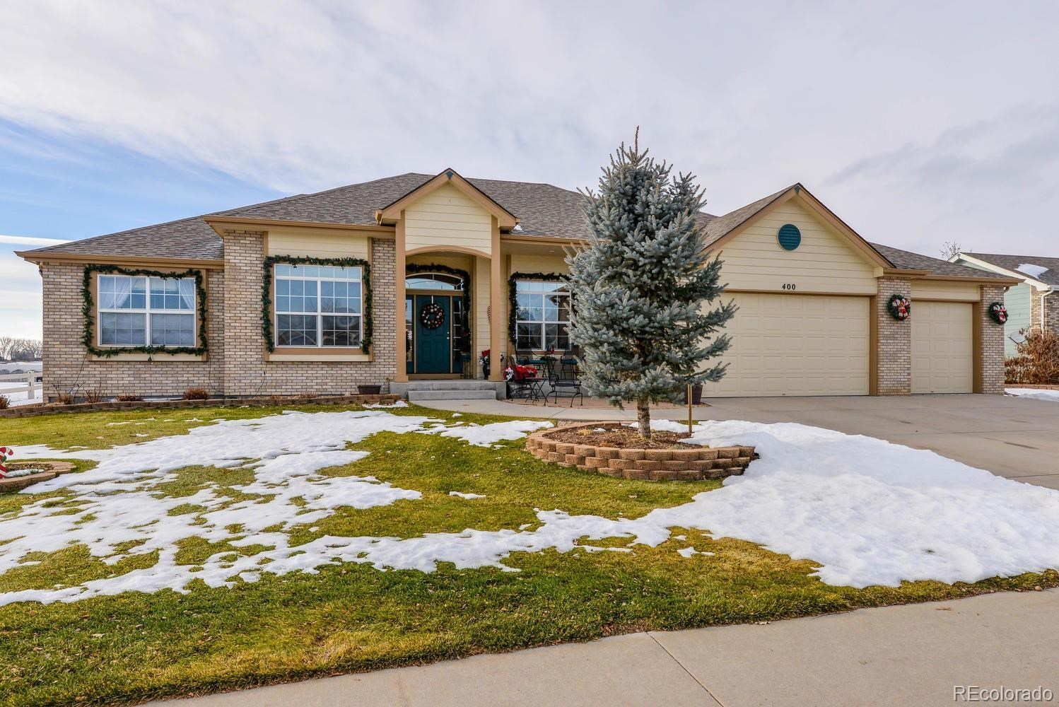 MLS# 4899841 - 1 - 400 Estate Drive, Johnstown, CO 80534