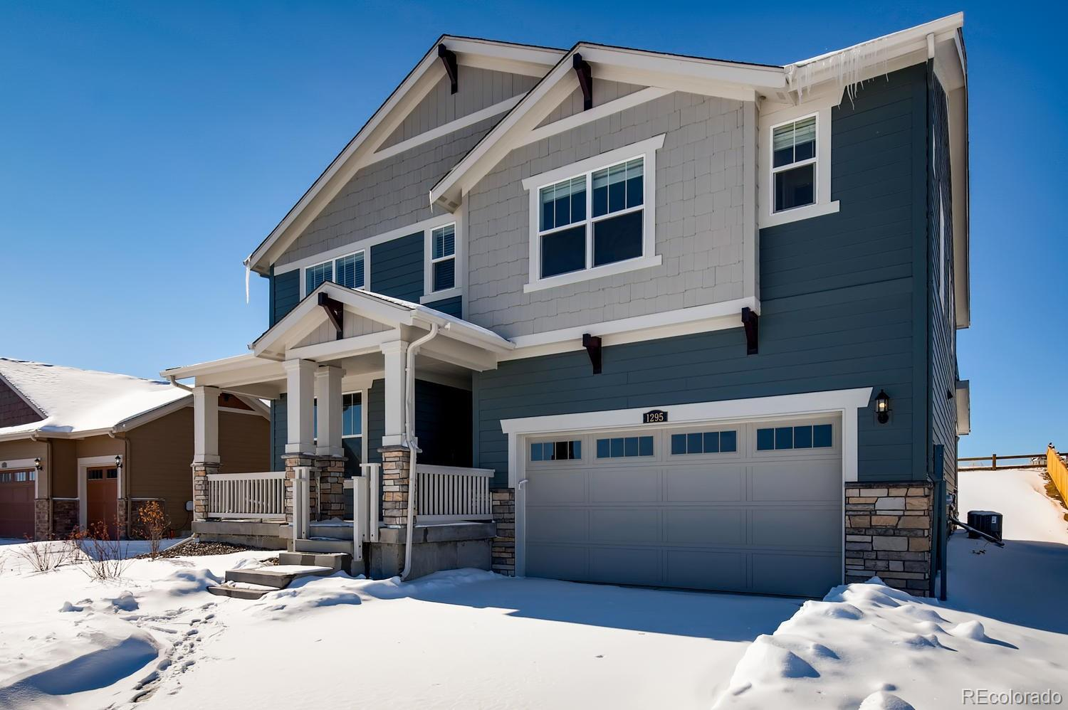 MLS# 4928211 - 1 - 1295 Blackhaw Street, Elizabeth, CO 80107