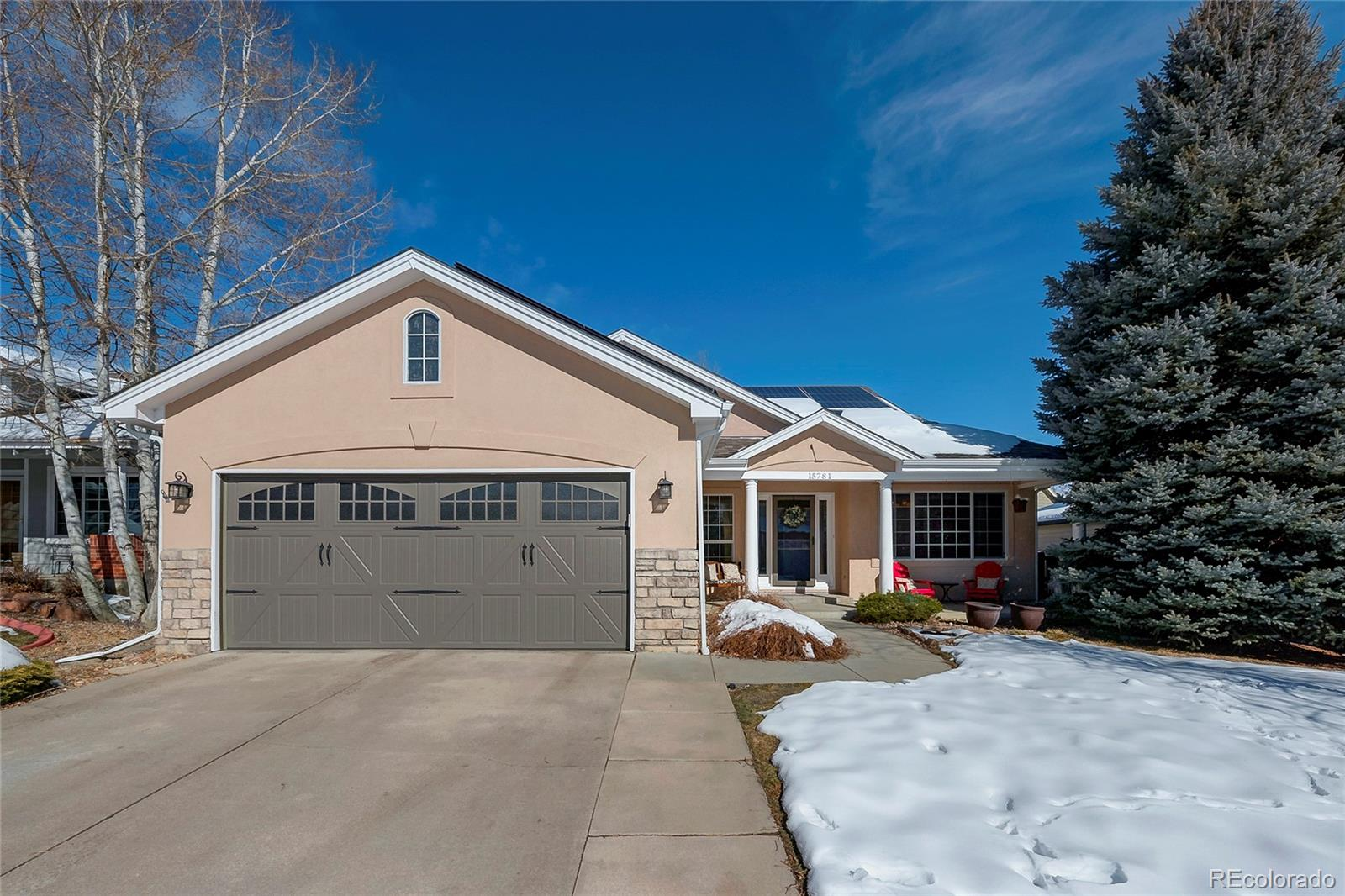 MLS# 4951528 - 1 - 15781 W 66th Place, Arvada, CO 80007