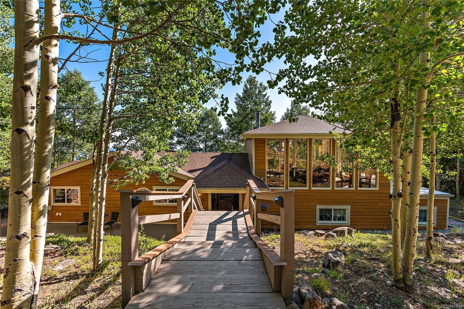 MLS# 4955649 - 1 - 10896 Timothys Drive, Conifer, CO 80433