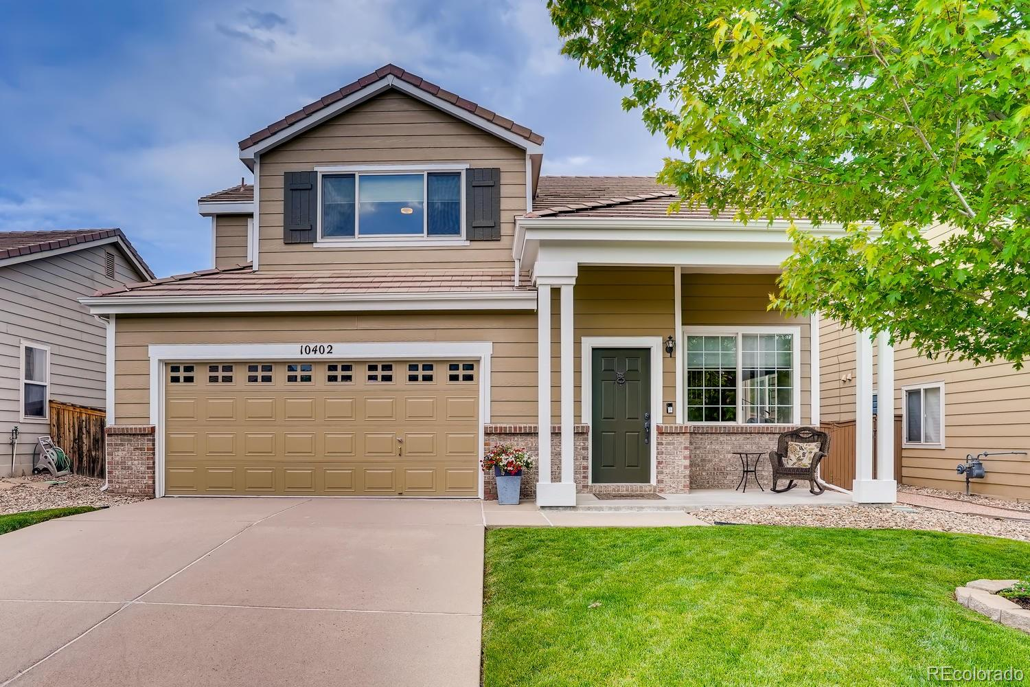 MLS# 5018466 - 1 - 10402 Tracewood Drive, Highlands Ranch, CO 80130