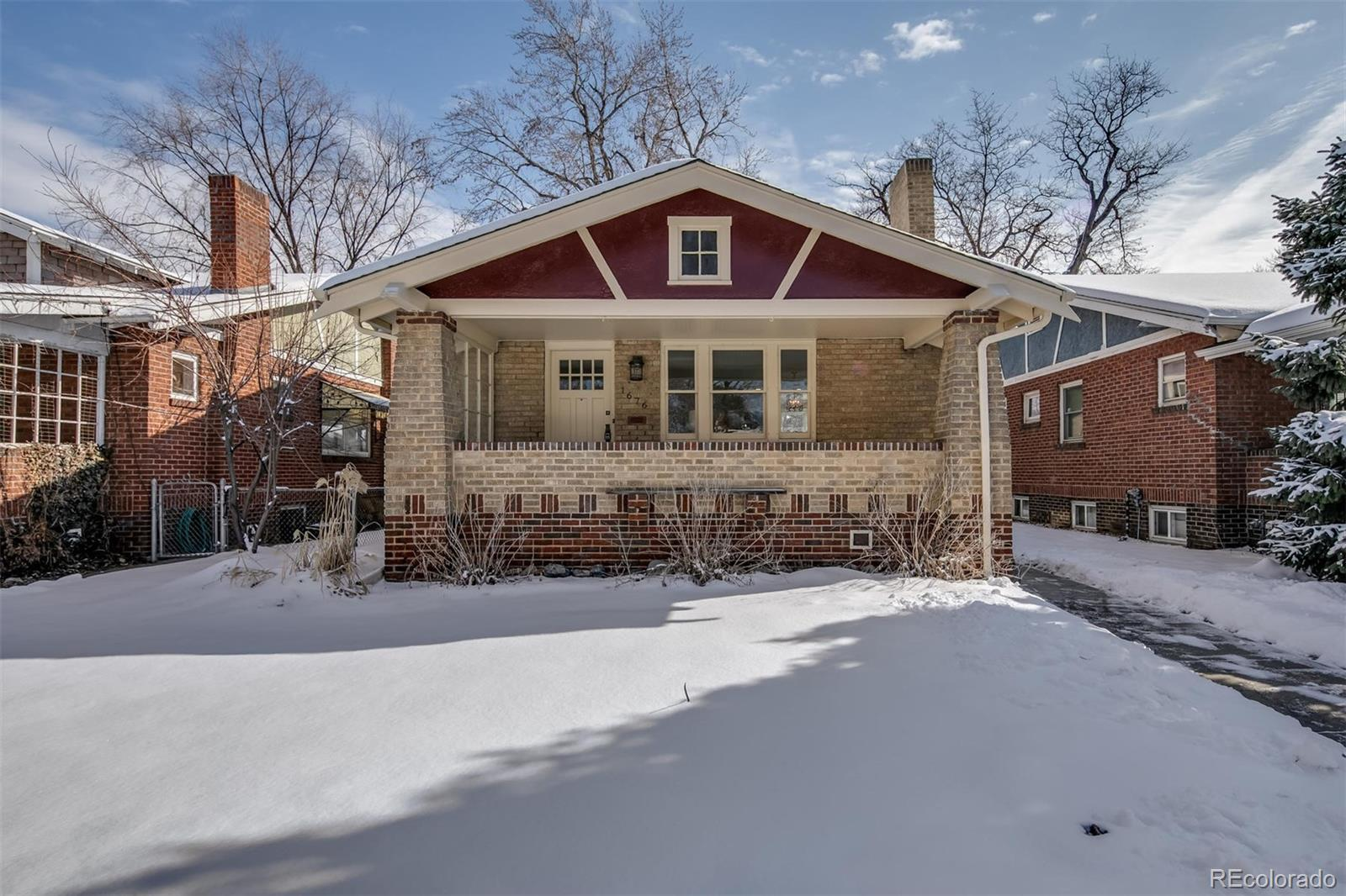 MLS# 5026749 - 1 - 1676 Garfield Street, Denver, CO 80206