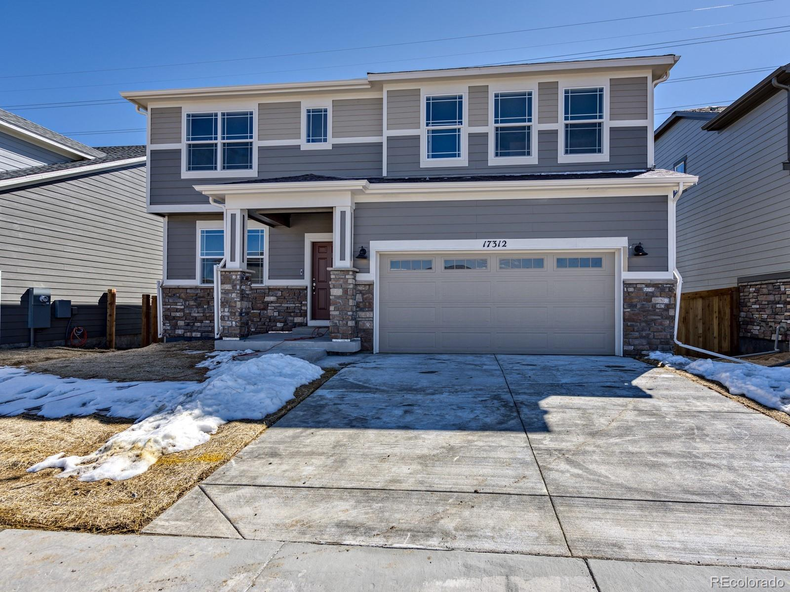 MLS# 5040766 - 1 - 17312 Bluetrail Avenue, Parker, CO 80134