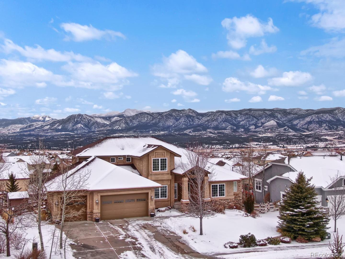 MLS# 5159811 - 1 - 207 Green Rock Place, Monument, CO 80132