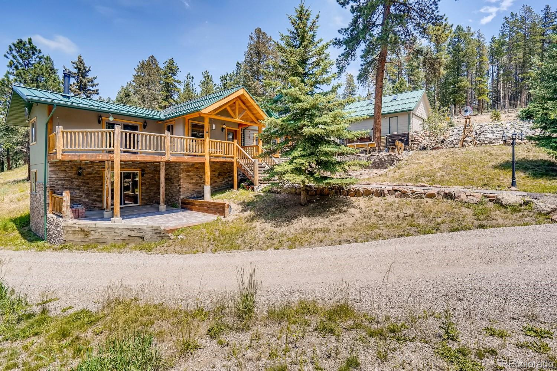 MLS# 5212547 - 1 - 12077 Elk Trail Road, Conifer, CO 80433