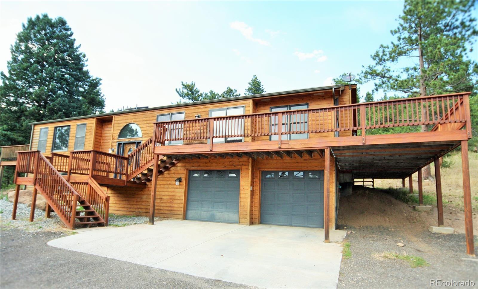 MLS# 5313125 - 1 - 11911 Antler Trail, Littleton, CO 80127