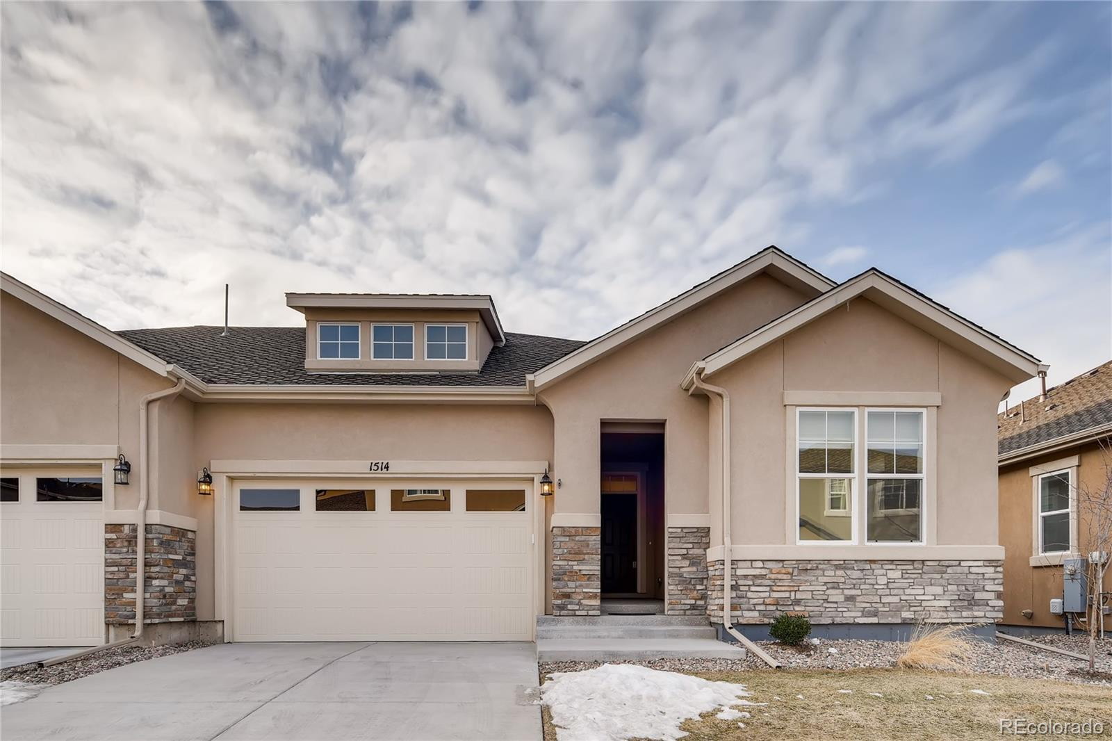 MLS# 5348867 - 1 - 1514 Promontory Bluff View, Colorado Springs, CO 80921