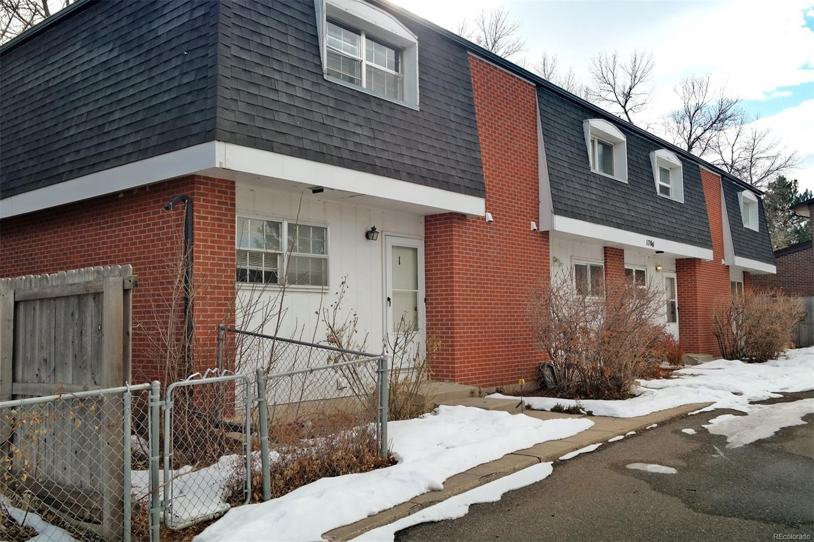 MLS# 5451187 - 1 - 1706 Palm Drive #1, Fort Collins, CO 80526
