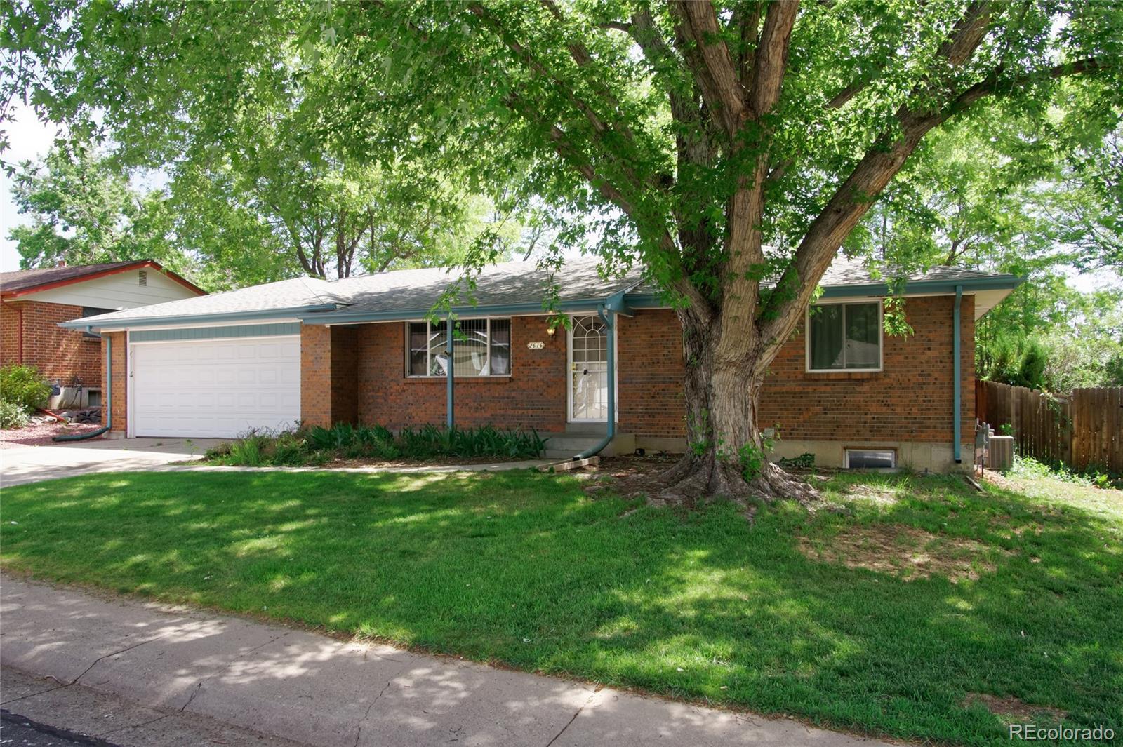 MLS# 5595766 - 1 - 2616 S Flower Street, Lakewood, CO 80227
