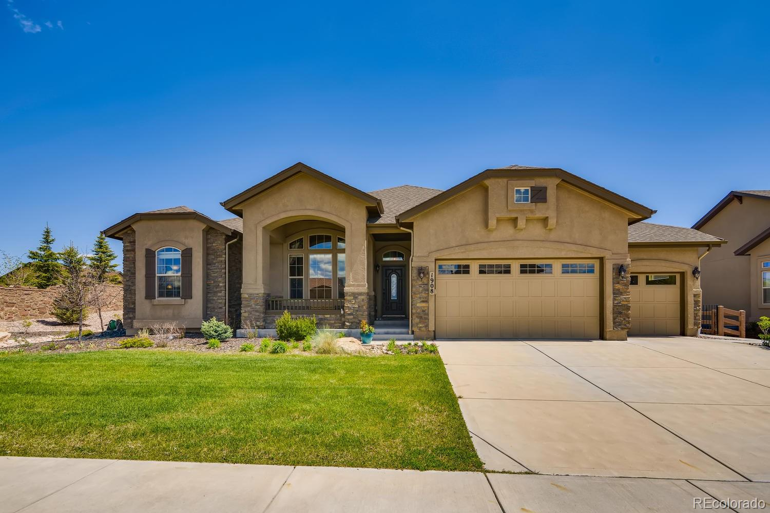 MLS# 5599006 - 1 - 1908 Turnbull Drive, Colorado Springs, CO 80921
