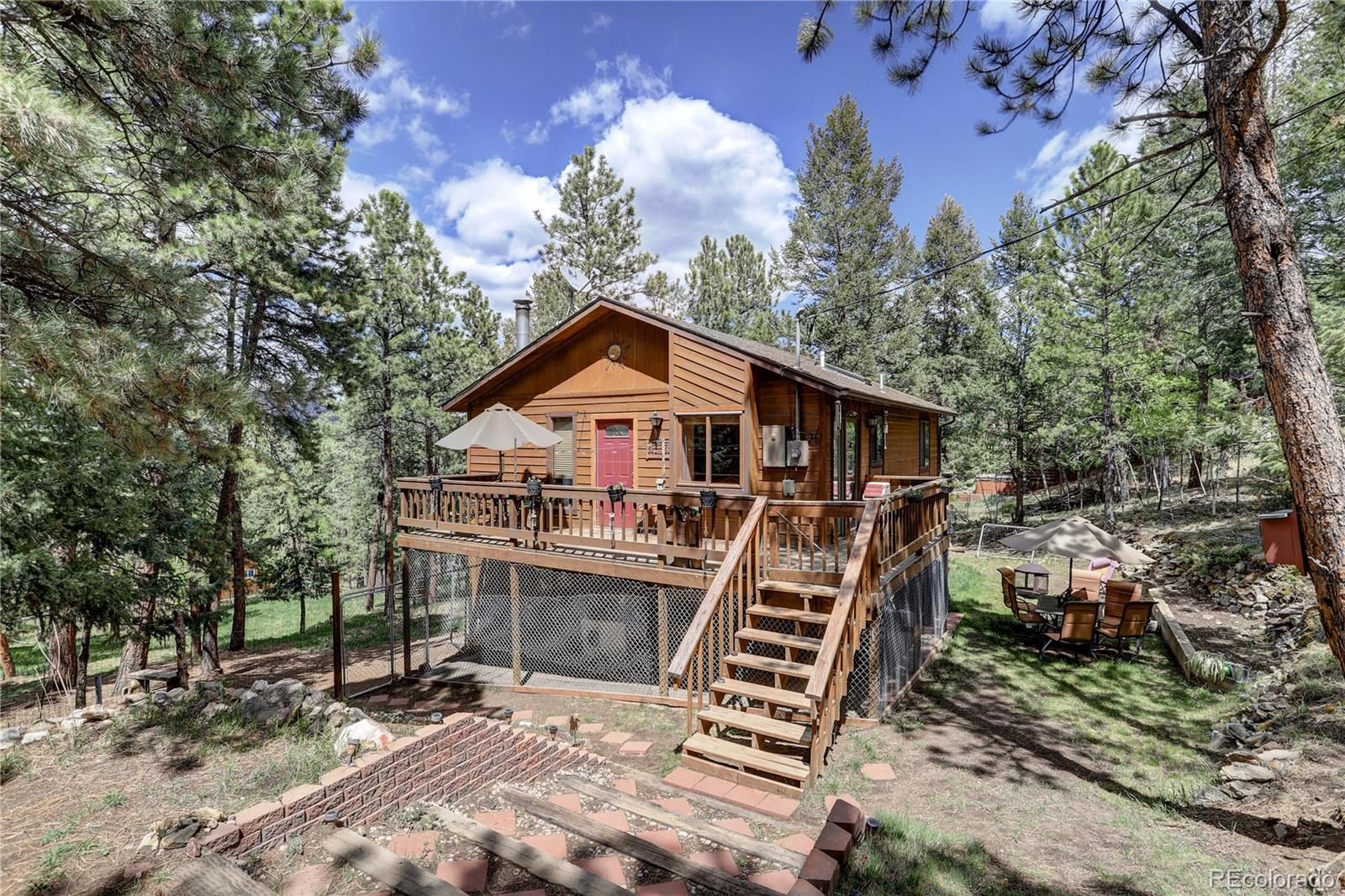 MLS# 5615851 - 1 - 163 N Circle Drive, Bailey, CO 80421