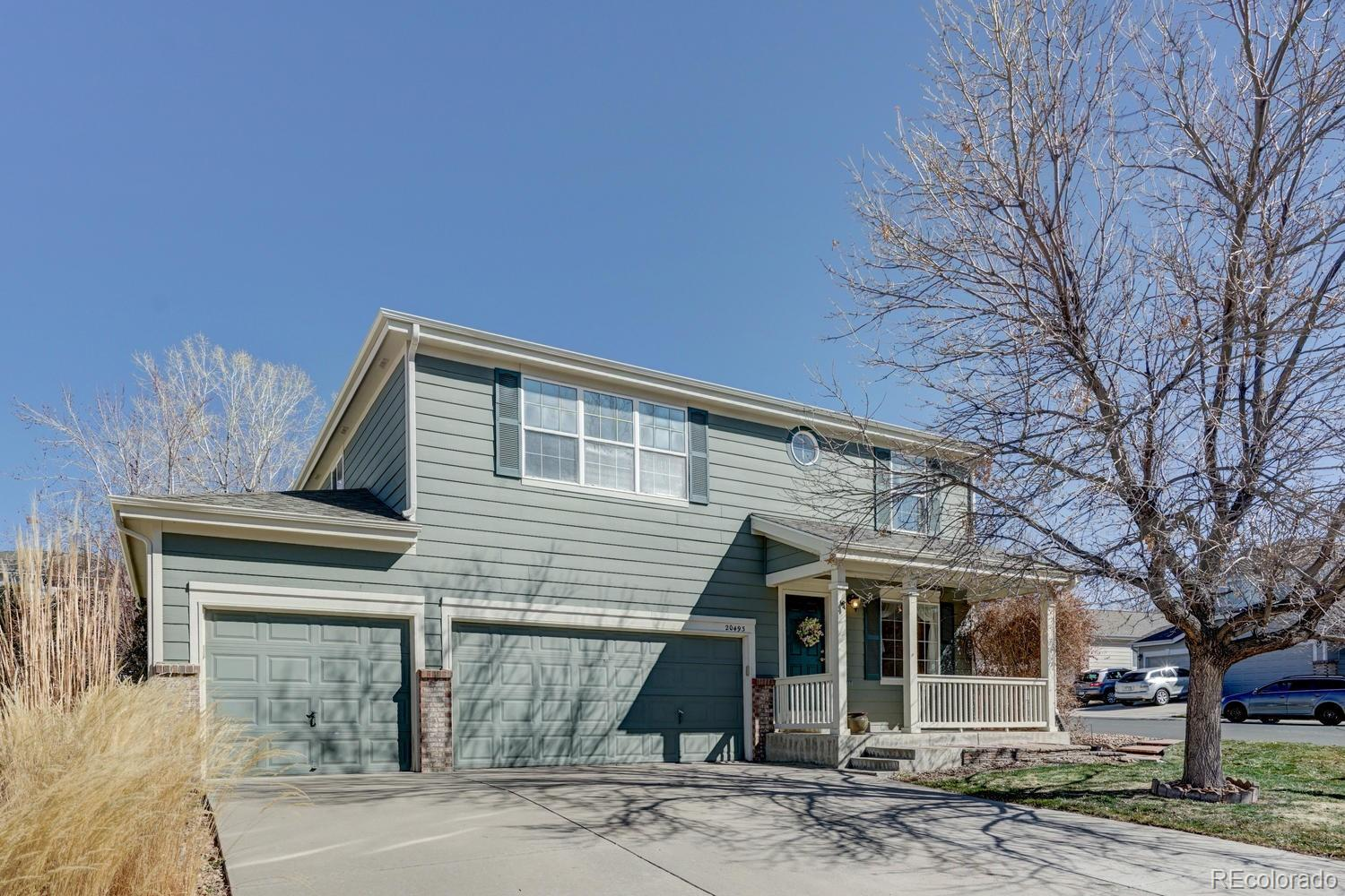MLS# 5653279 - 20493 E Grand Place, Aurora, CO 80015