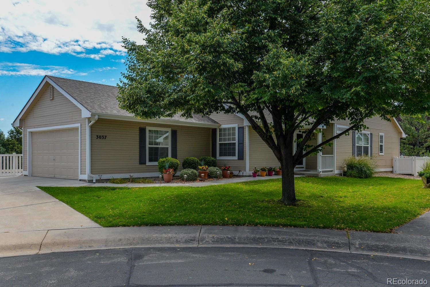 MLS# 5717707 - 1 - 3037 Antelope Road, Fort Collins, CO 80525
